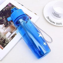 Load image into Gallery viewer, Multi-functional Spray Water Bottle