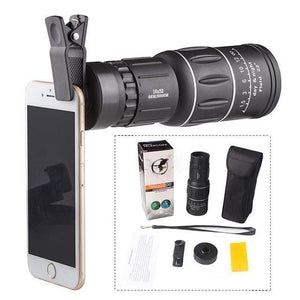 HD 16X OPTICAL ZOOM LENS