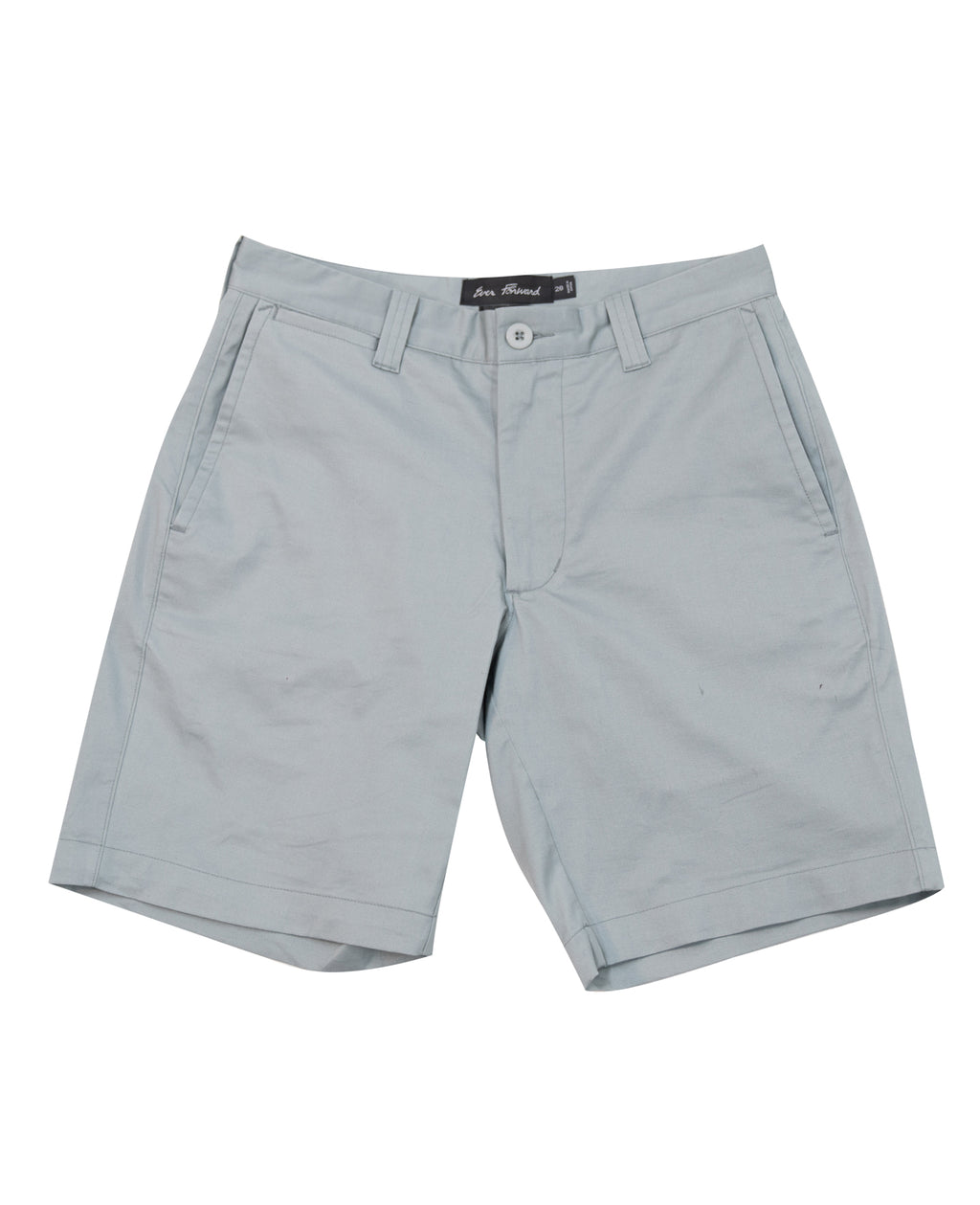 "9"" Stretch Chino Shorts ~ Sage"
