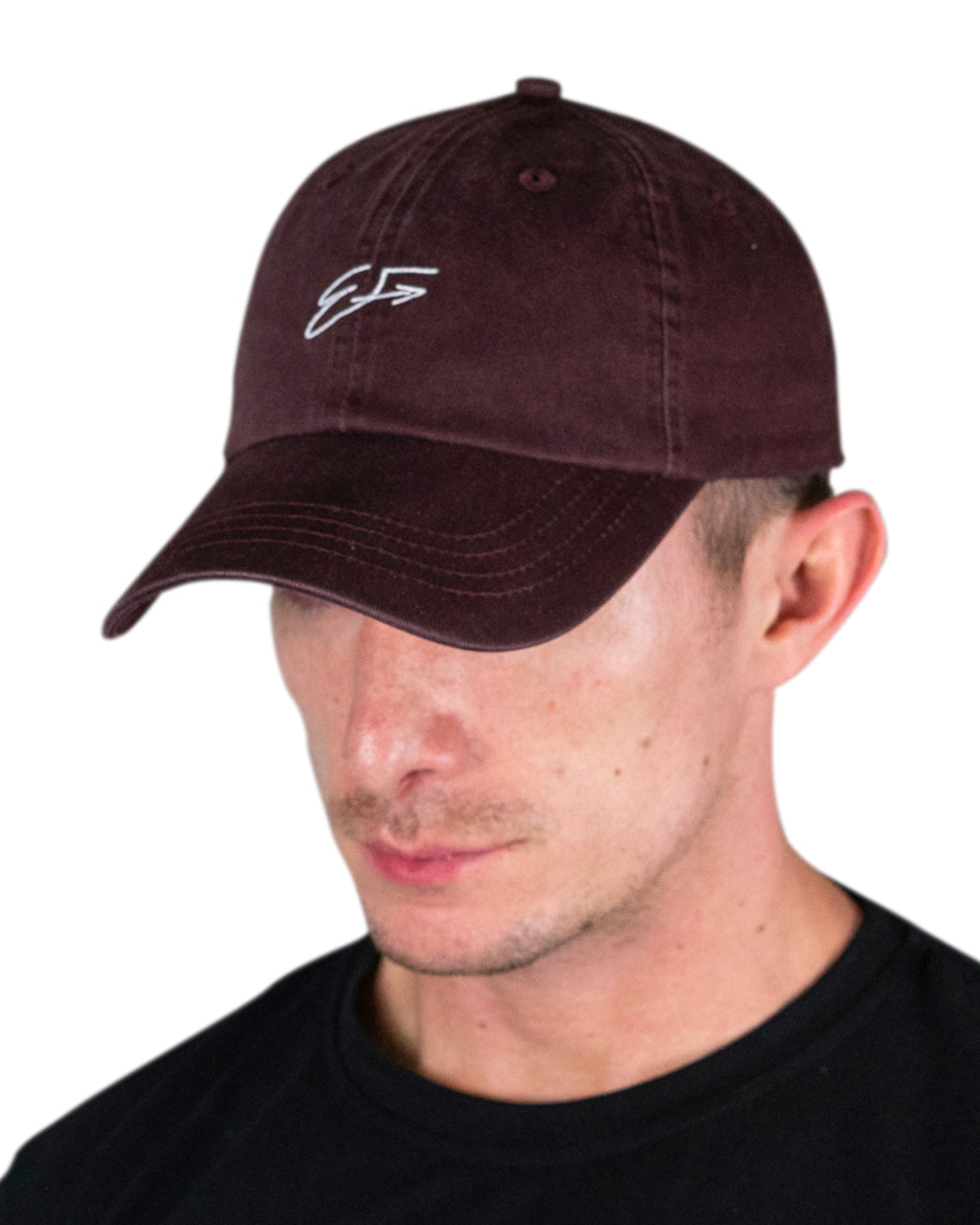 Signature Hat ~ Burgundy