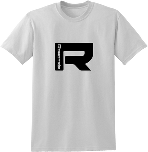 Road Trip R T-Shirt - White