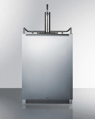Wide Built-In Kegerator