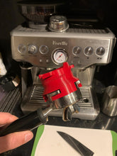 Load image into Gallery viewer, Breville Barista (Sage) Tool - coffee dosing funnel. Use with your grinder for espresso coffee making without a mess
