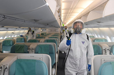 Flying Through The Pandemic