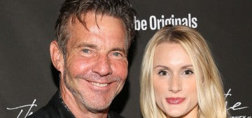Dennis Quaid Gets Surprised by Love!