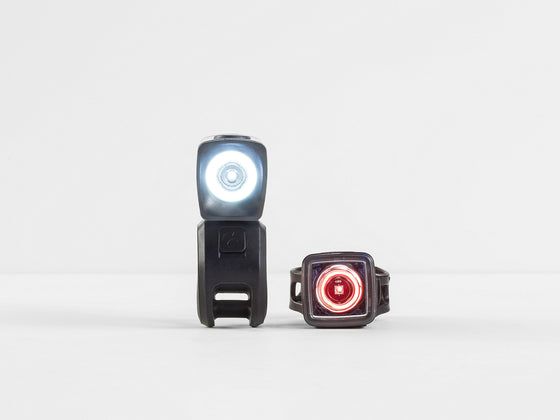 Bontrager Ion Comp R/Flare R City Bike Light Set