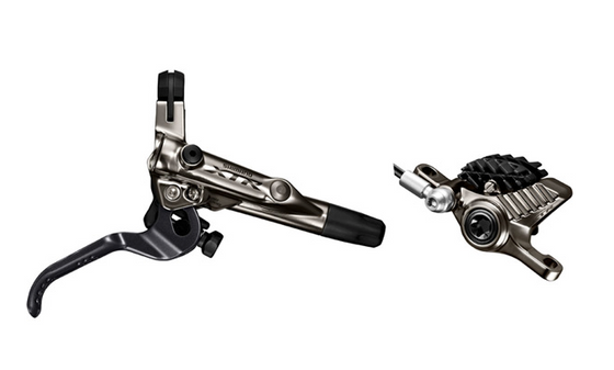 BR-M9020 XTR bled I-spec-II ready brake lever/Post mount calliper