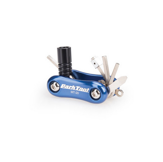 PARKTOOL MT-20 - Mini Fold Up Multi -Tool