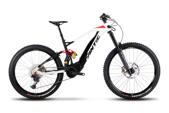 2021 Fantic ENDURO INTEGRA XEF FACTORY 1.9