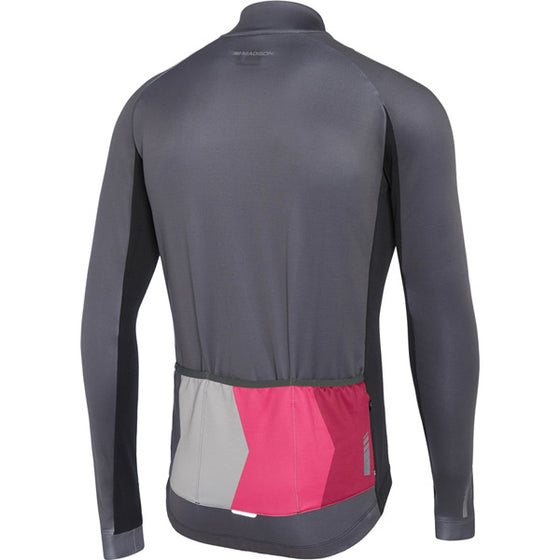 Madison Sportive men's thermal roubaix jersey