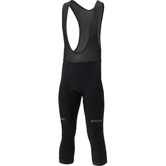 Shimano Men's 3/4 Winter Bib Tights