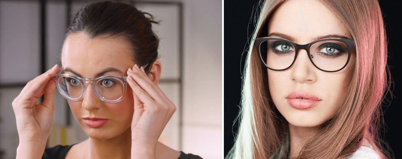 Maquillage pour Myopes