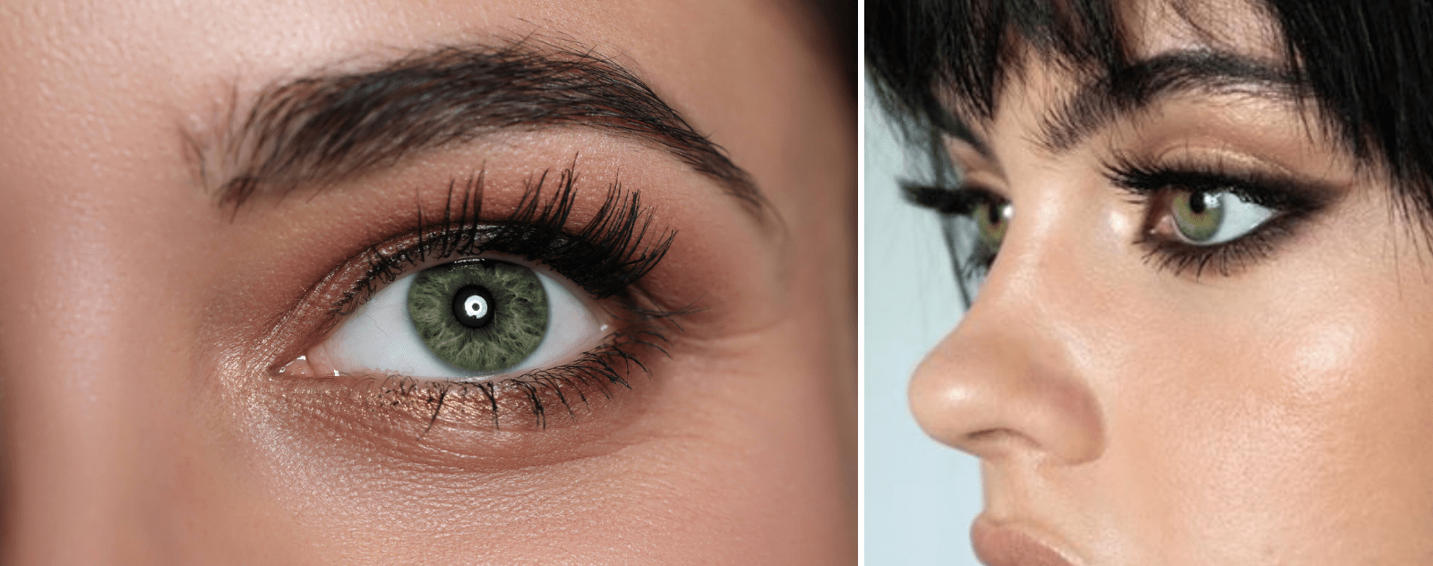 Eyeshadow pour Yeux Vert