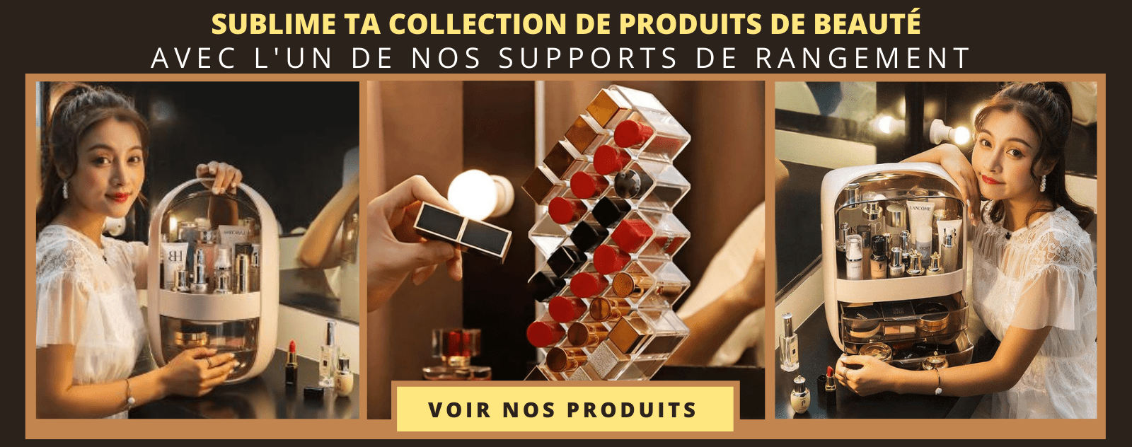 Supports Maquillage
