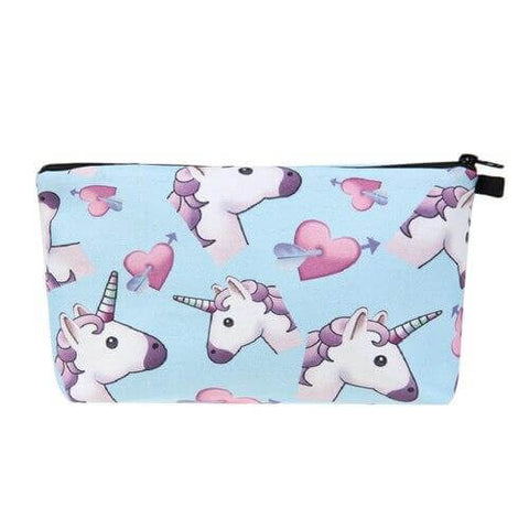 Trousse Maquillage Licorne