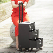 Valise Trolley <br> Maquillage Professionnel