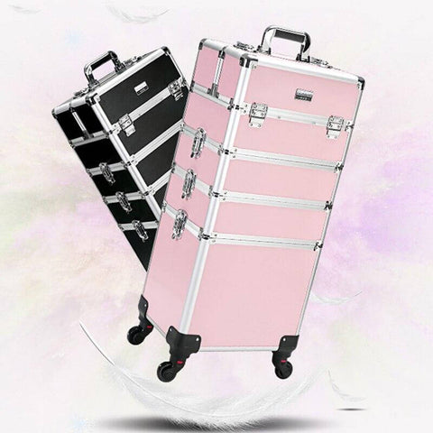 Valise Maquillage Roulette