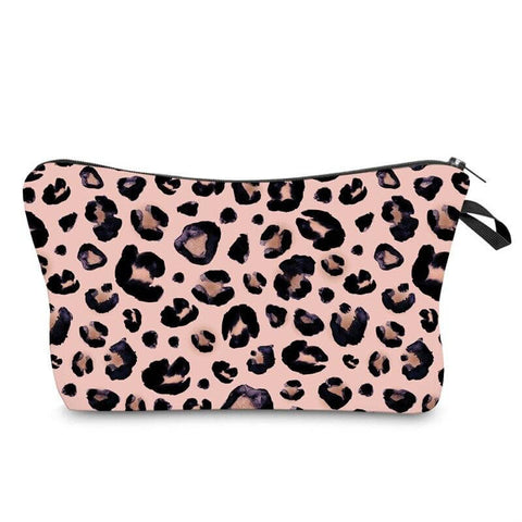 Trousse Maquillage Leopard