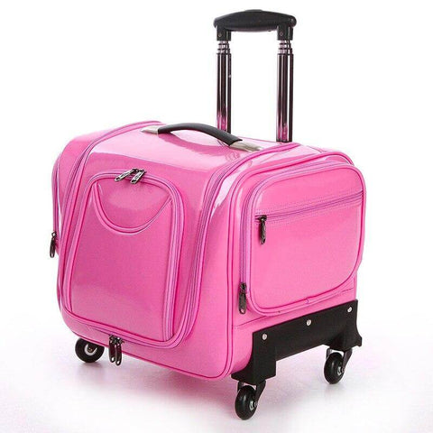 Valise Maquillage Rose