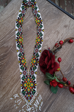 Load image into Gallery viewer, Ukrainian Traditional Necklace Gerdan Karpathy