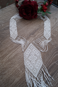 Ukrainian Traditional Necklace Gerdan Nizhnist