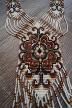 Load image into Gallery viewer, Ukrainian Traditional Necklace Gerdan Bukovyna