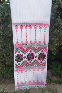 Ukrainian Traditional Towel Rushnyk Kvitka