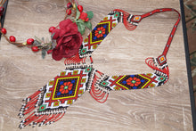 Load image into Gallery viewer, Ukrainian Traditional Necklace Gerdan Svytkovyi