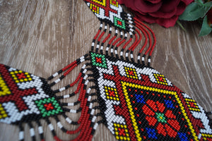 Ukrainian Traditional Necklace Gerdan Svytkovyi
