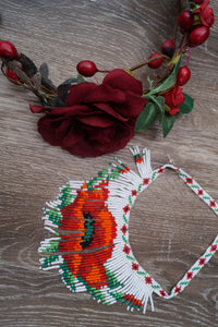 Ukrainian Traditional Necklace Gerdan Maky
