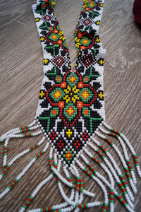 Ukrainian Traditional Necklace Gerdan Karpathy