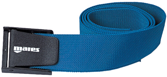 Mares Plastic Buckle Weight Belt Diving - Dive & Fish