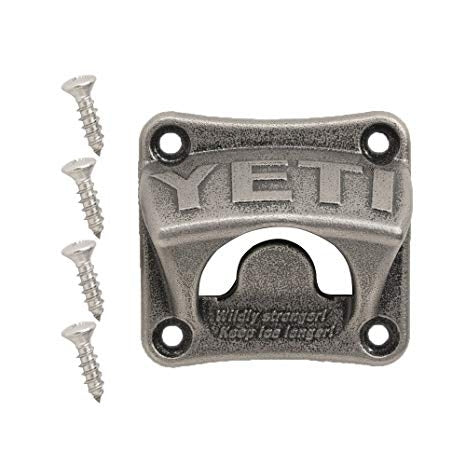 Yeti Wall Mounted Bottle Opener