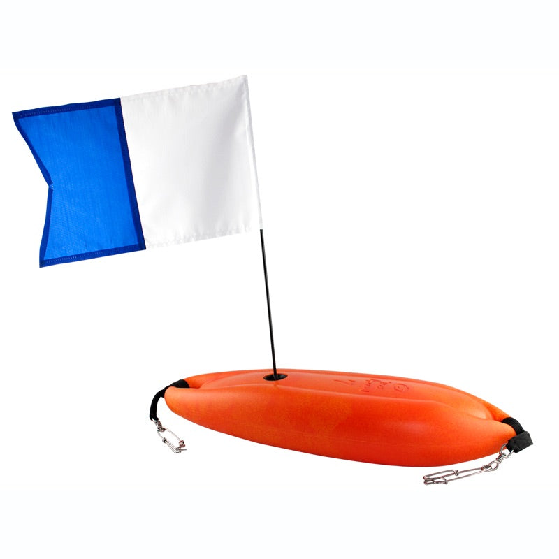 Rob Allen Float Foam W Flag & 2 Clips