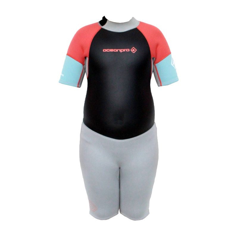 Nippa Shortie Wetsuits - Dive & Fish