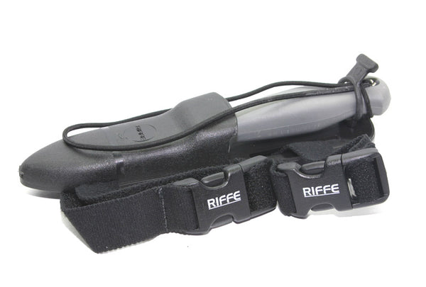 Riffe Knife (forearm) Stretch Straps