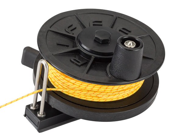 Riffe Low-Pro Horizontal Reel WITH Line
