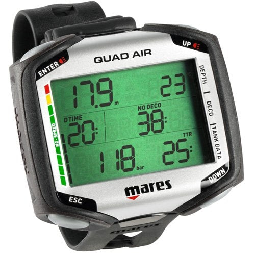 Mares Quad Air Dive Computer