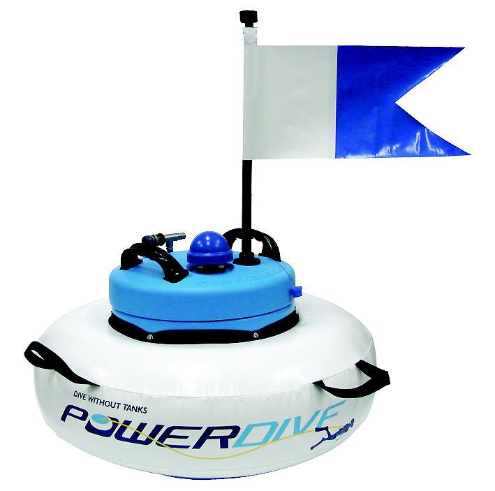 Powerdive Power Snorkel