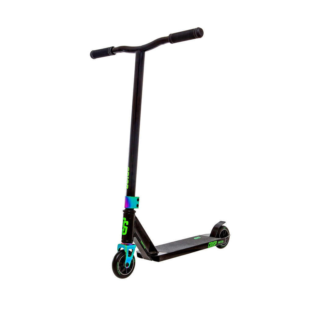 Crisp Scooters Switch Gloss Black - Prime Delux Store