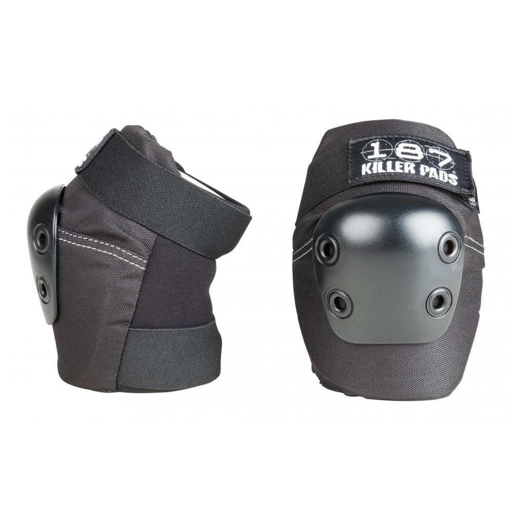 187 Killer Pads Slim Elbow - Black - Prime Delux Store
