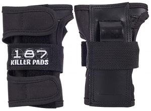 Load image into Gallery viewer, 187 Killer Pads Wrist Guard - Black - Prime Delux Store
