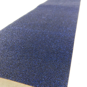 "Load image into Gallery viewer, Four. D Griptape Sheet Laser Cut Logo Blue - 33 x 9"" - Prime Delux Store"