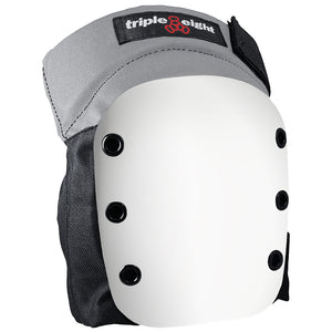 Load image into Gallery viewer, Triple 8 Street Knee Pad Black/Grey/White - Prime Delux Store
