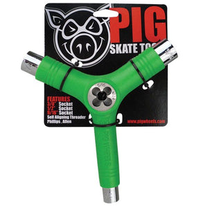 Load image into Gallery viewer, Pig Tool Green - Prime Delux Store