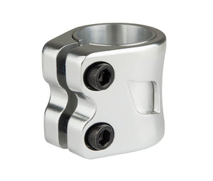 Load image into Gallery viewer, Blazer Pro Clamp Altus 2 Bolt OS With Shim - Silver Anodised - Prime Delux Store