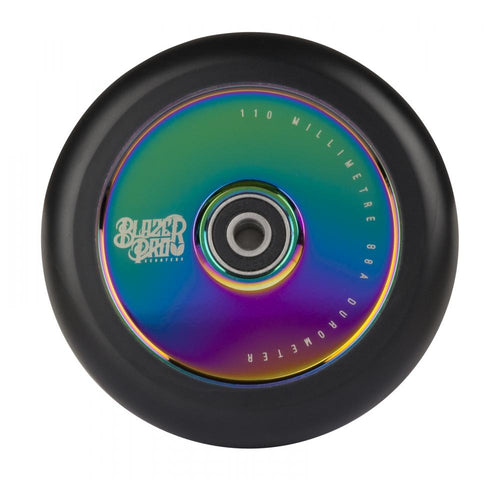 Blazer Pro Hollow Scooter Wheel 110mm Neo Chrome - Prime Delux Store