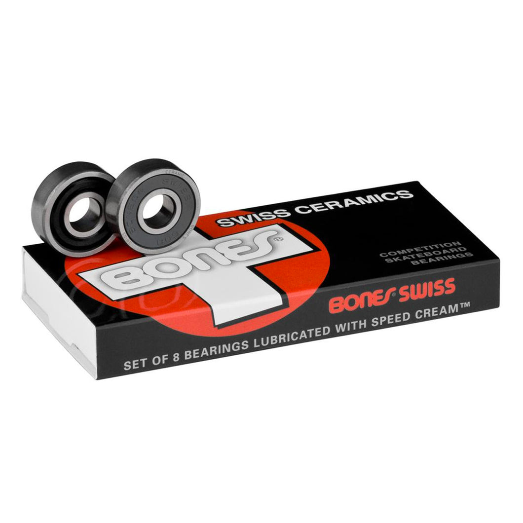 Bones Swiss Bearings Swiss Ceramics 608 8 MM - Prime Delux Store