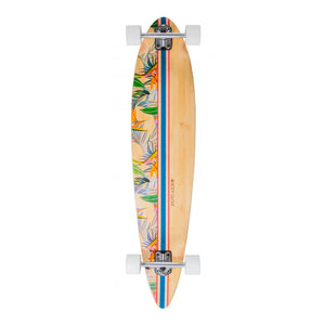 "Body Glove Pintail Bamboo Longboard 44""- Natural - Prime Delux Store"