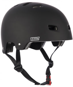 Load image into Gallery viewer, Bullet Deluxe Helmet Youth One Size Matt Black - Prime Delux Store